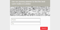 LCC cycle journey planner